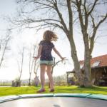 Flyt legepladsen hjem i haven